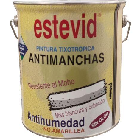 ANTIMANCHAS ANTIHUMEDAD ESTEVID 4 LT