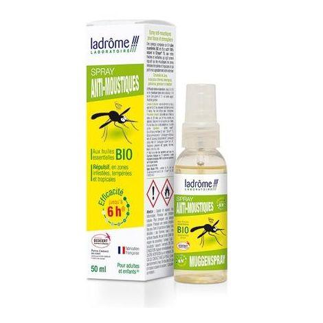 Antimosquitos citronela bio Ladrome 50 ml