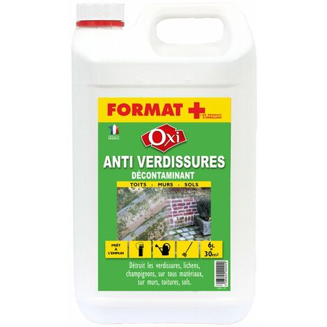 Antimousse Decontaminent 5l+20% - OXI