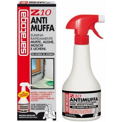 """main image of """"ANTIMUFFA SARATOGA Z10 CON EROGATORE SPRAY 500ML"""""""