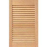 Antina persianata legno ramino cm 61 x 53