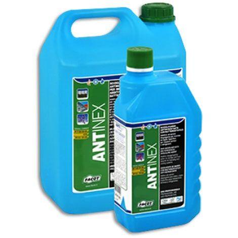 ANTINEX - produit anticorrosif désincrustant, détergent pour oxydes de boue et d'algues