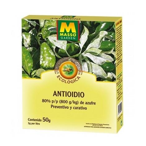 Antioidio bio 50 gr. Massó