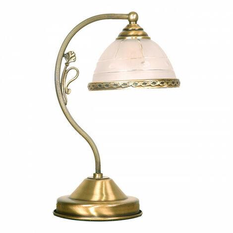 antique brass colour/brass glass 1*60W E27