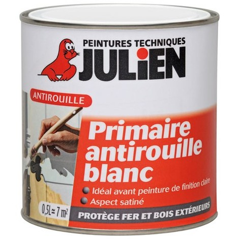 Antirouille blanc Julien