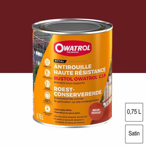 Antirouille haute résistance CIP 0,75L
