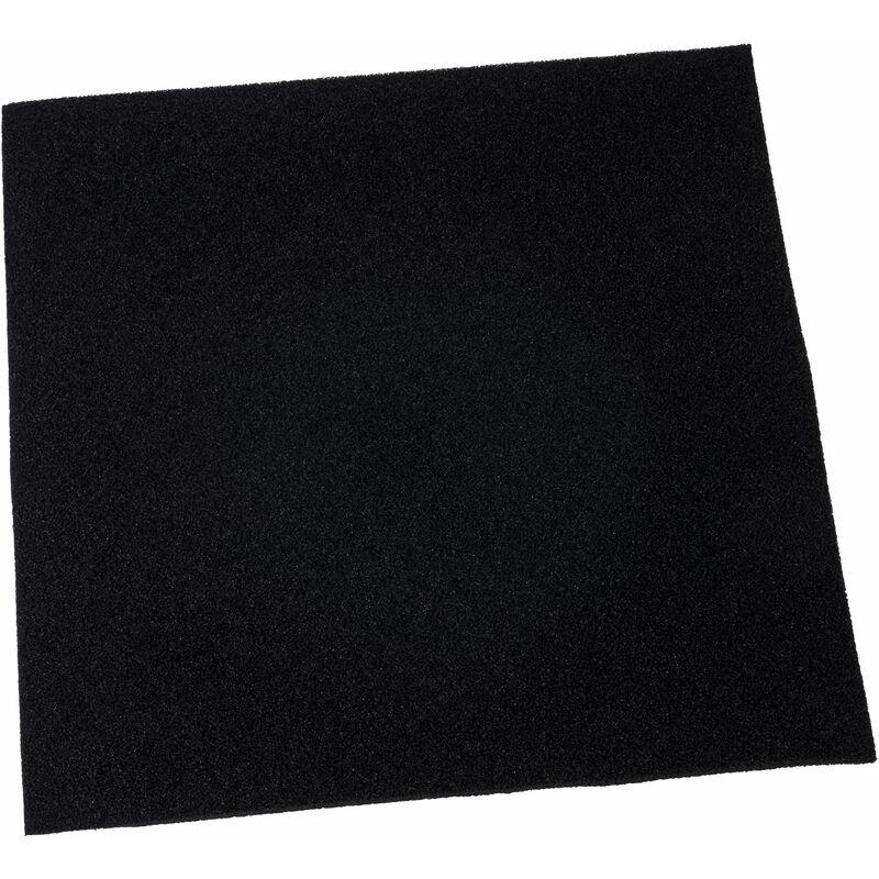 Image of 039-0050 Black Conductive L/D Foam 305 x 305 x 6mm - Antistat
