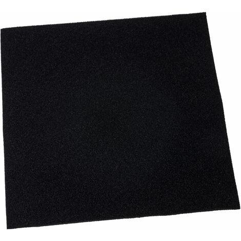 Antistat 039-0050 Black Conductive L/D Foam 305 x 305 x 6mm