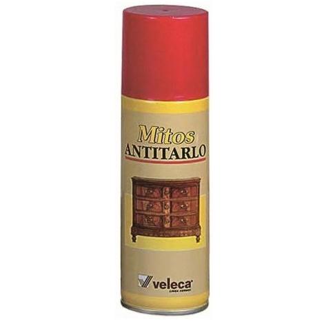 Antitarlo Liquido Spray per Legno Veleca 0,200 Lt (art.293) Profumato