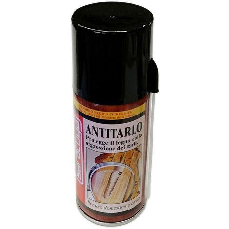 """main image of """"Antitarlo spray 150ml protezione legno per uso domestico e civile"""""""
