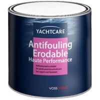 Antivegetativa a matrice erodable ad alte prestazioni antivegetativa YACHTCARE - nero - 2,5L