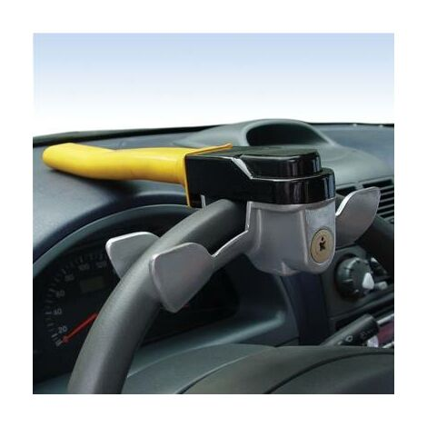 Antivol bloque volant barre de volant pour sécurité auto voiture