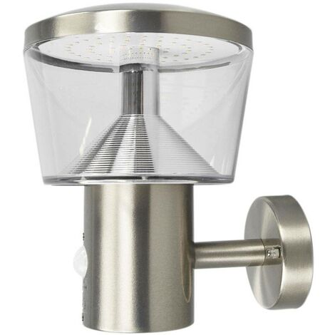 Antje sensor outdoor wall light with LEDs