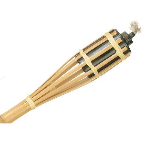Antorcha de bambú - Suelo