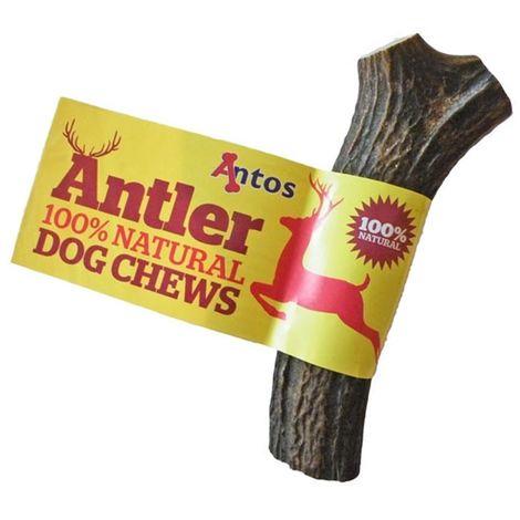 Antos Antler Bar Dog Chew