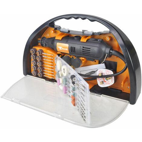 Anvil AV-RT119 Variable Speed Rotary Tool 135W 230V & Accessory Set 119pc