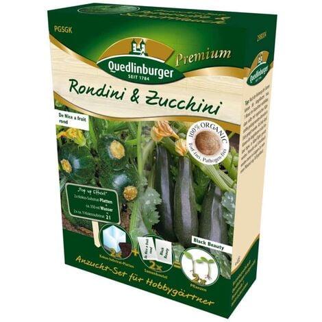 Anzucht-Set Rondini & Zucchini