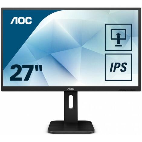 AOC Pro-line 27P1 - 68,6 cm (27) - 1920 x 1080 pixels - Full HD - LED - 5 ms - Noir (27P1)