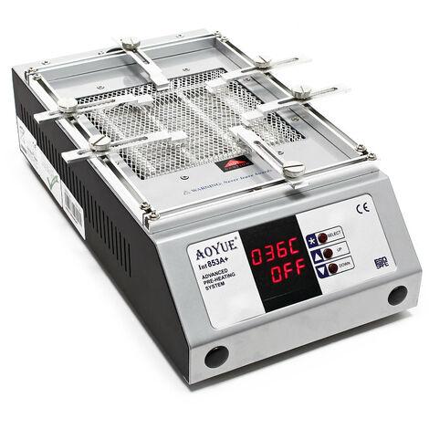 AOYUE Int853A Quarz IR Preheating Station 500 W zum Vorwärmen von Platinen