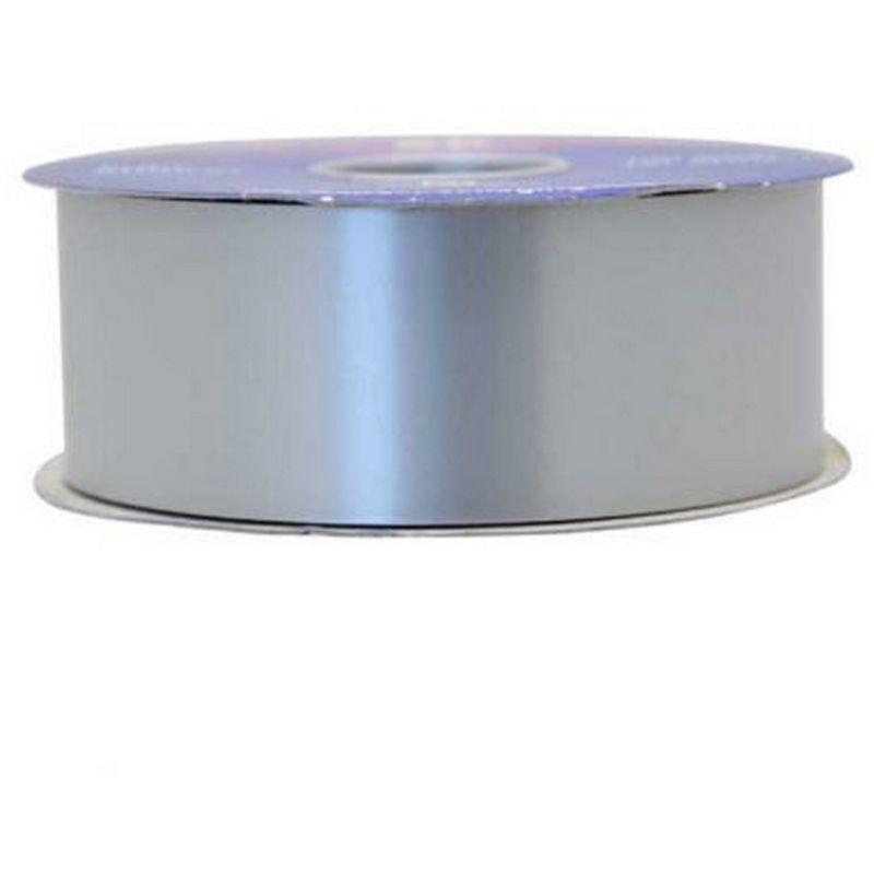 Image of 100 Yard Polypropylene Balloon Ribbon (12 Colours) (One Size) (Silver) - Apac