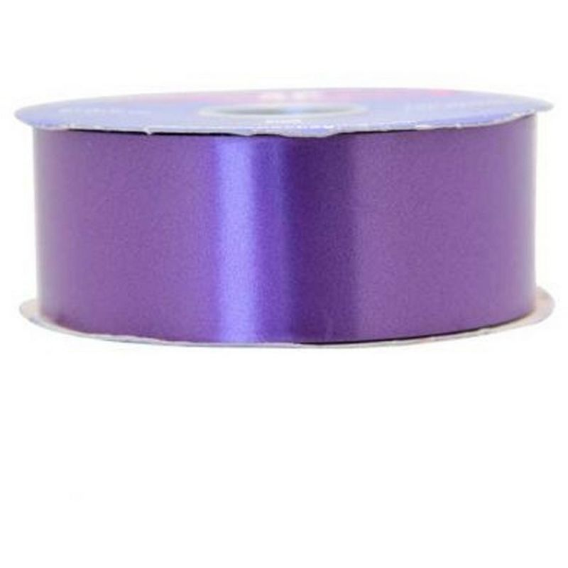 Image of 100 Yard Polypropylene Balloon Ribbon (12 Colours) (One Size) (Purple) - Apac