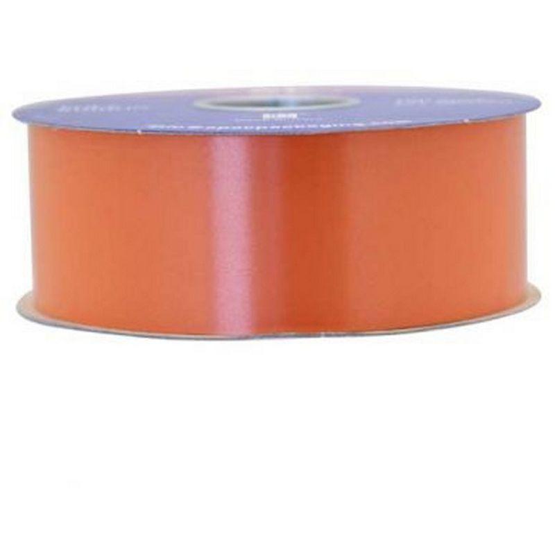 Image of 100 Yard Polypropylene Balloon Ribbon (12 Colours) (One Size) (Orange) - Apac
