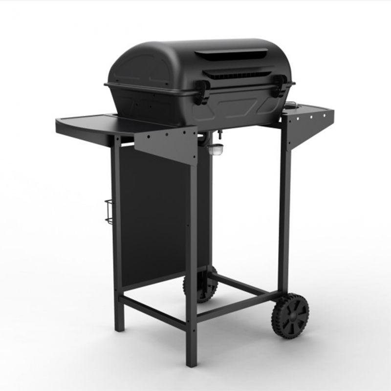 APACHE: Barbecue a gaz. 2 brûleurs, plus brûleur latéral. 4789
