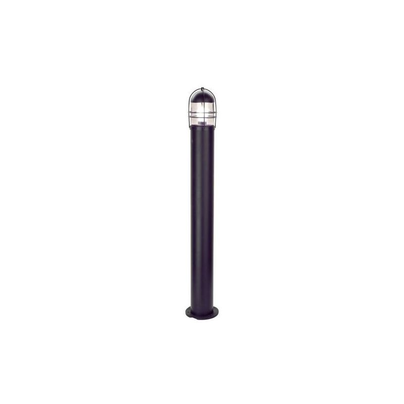 Image of Outdoor Outside 0.5 Metre Floor Bollard Light Lamp 6W for Garden Patio - Apache