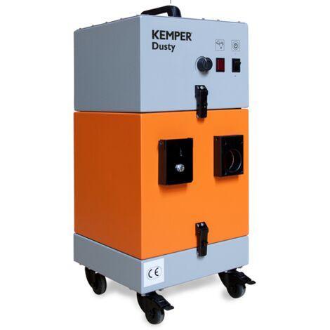 Aparato de aspiración y filtración ligero alto vacío toberas 63100 | Dusty aparato de alto vacío