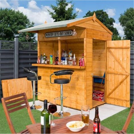 """main image of """"Apex Garden Bar And Store (12mm Tongue and Groove Floor)"""""""