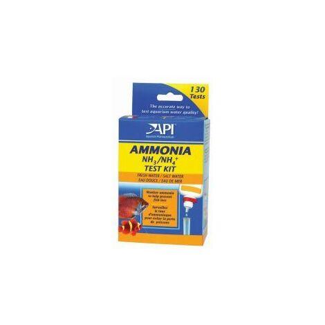 API Freshwater Ammonia Test Kit x 1 (55894)