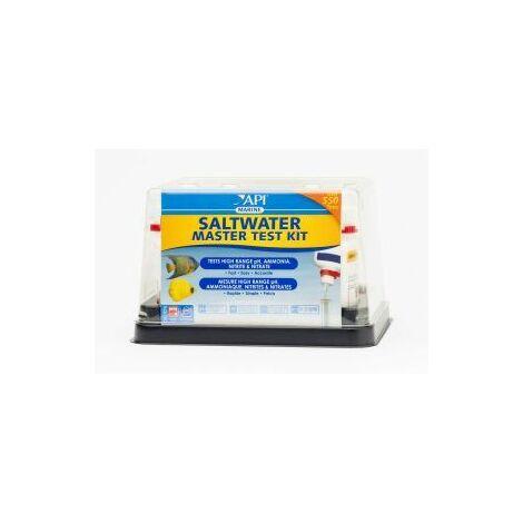 API Saltwater Liquid Master Test Kit x 1 (55897)