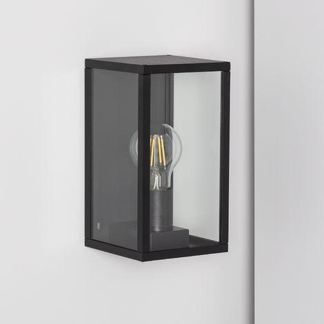 Aplique Atrium Negro Negro