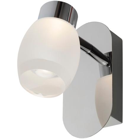 APLIQUE BAÑO LED 5W IP44 CROMO