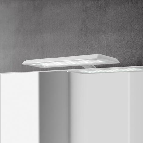 Aplique Baño LUCIO 10W 30 cm blanco