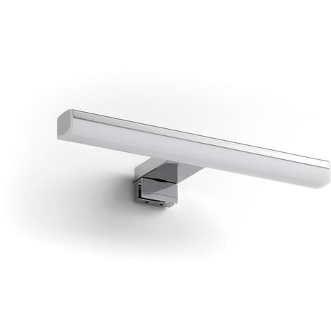 Aplique baño SLEET LED SMD AC 6W 3000K/4000K/5700K Cromo EXO 972A-L4106B-32