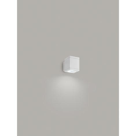 Aplique cuadrado 1 luz Blanco PERENZ PERENZ-6534B