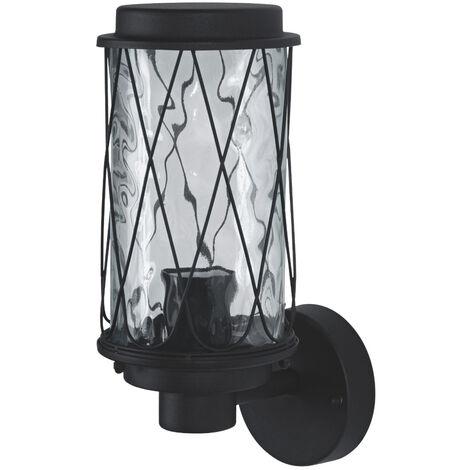 Aplique de exterior de aluminio Cage Up E27 IP44 (Ledvance 4058075139589)