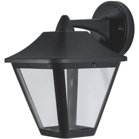 Aplique de exterior de aluminio Tradition UP E27 IP44 negro (Ledvance 4058075139329)