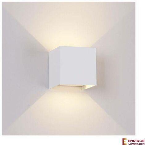 Aplique de exterior LED Davos (2x6W)