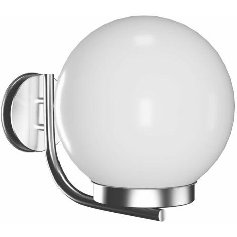 Aplique de pared en forma de bola, 32 cm