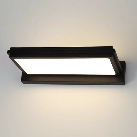 Aplique de pared LED 30W, 3000K DIMMABLE NEW OR negro CR 43-881-30-180