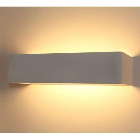Aplique de pared LED 5W 275LM 3000K ZINTIA CR 43-197-05-100
