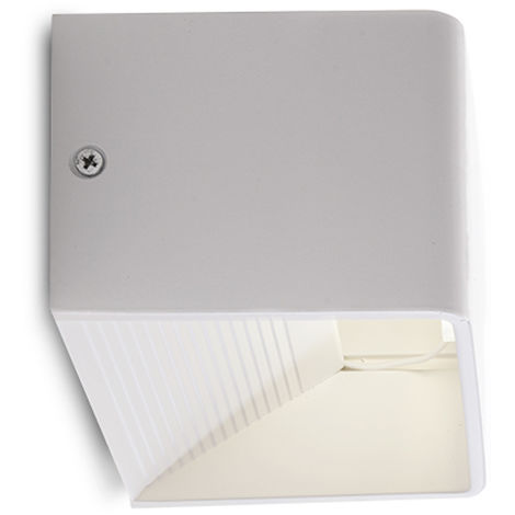 Aplique de Pared LED 5W 500Lm Blanco Sophia [HO-ARCHBRIDGE- 5W-W-W]
