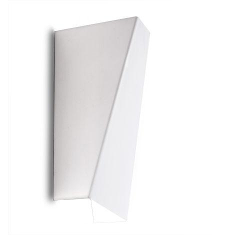 Aplique de Pared LED 6W 600Lm Blanco Abigail [HO-WALLLIGHT-6W-D-W-W]