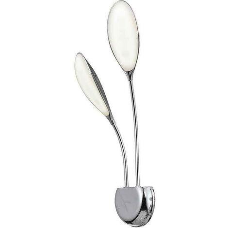 Aplique de pared Schuller modelo LUCILA LED, 2 luces