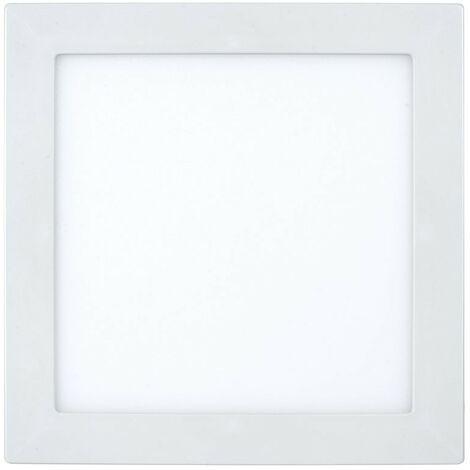 APLIQUE EMPOTRAR LED GENOVA CUADRADO 120MM6W BL