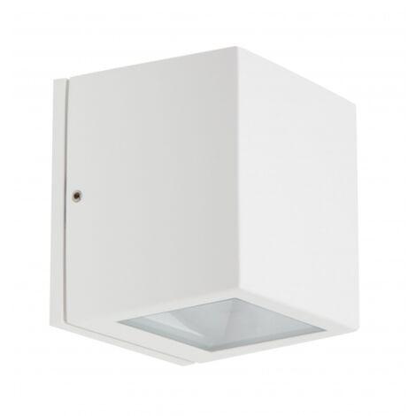 Aplique Exterior Cavalum Blanco 1xg9 Ip54 - Blanco