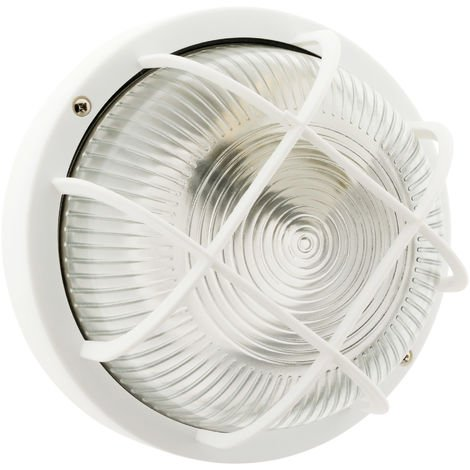 Aplique exterior estanco 5W IP44 con bombilla LED - Elexity