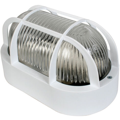 Aplique exterior ovalado Duolec - varias tallas disponibles